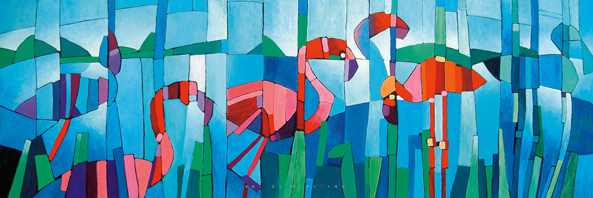 Flamingo Panoramique